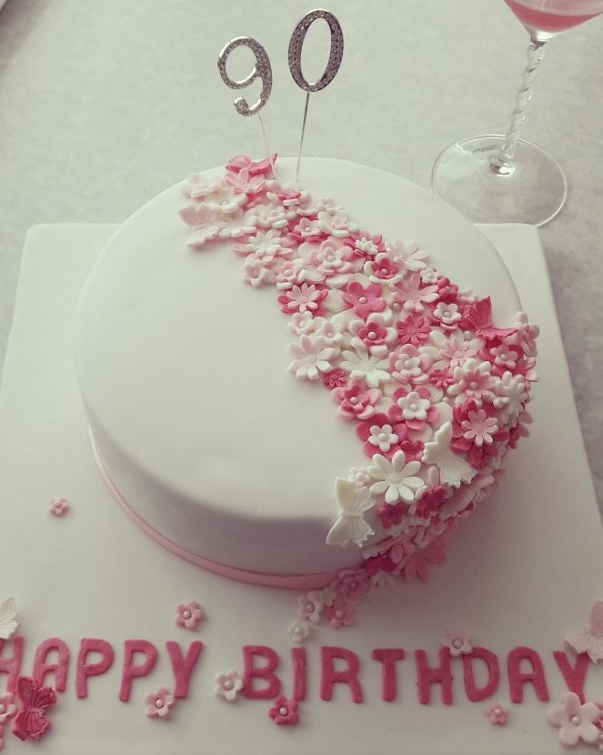 90th-cake